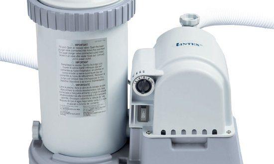 Intex Zwembad Filterpomp Bovengronds 9463 Liter Per Uur EAN-0078257306473